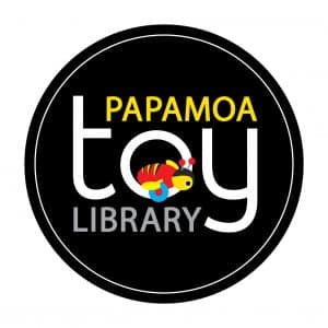 Papamoa Toy Library logo