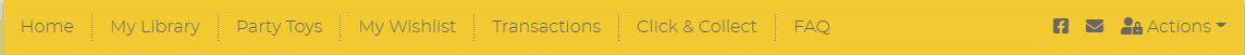 Client Website pages