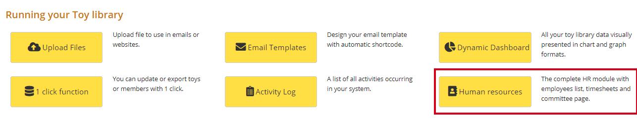 HR Module